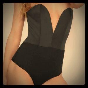 TOBI black bodysuit